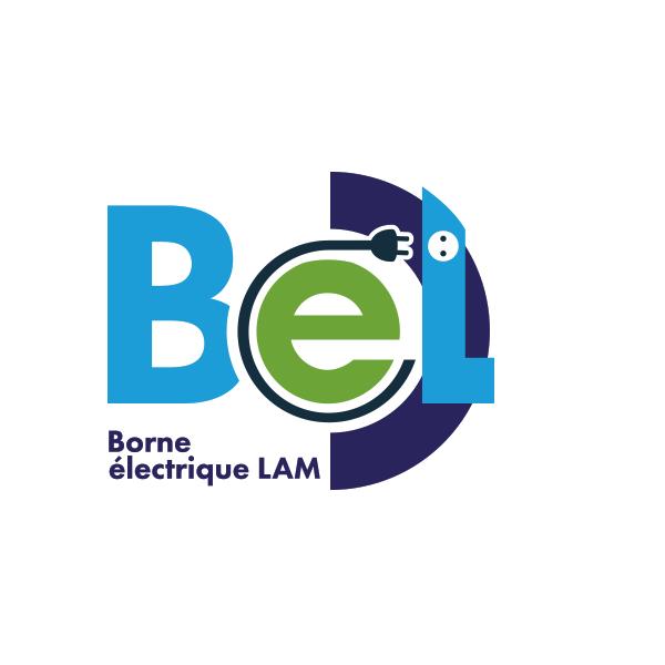 Logo BEL sur rond
